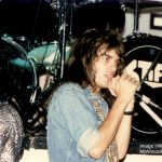 Ron Taylor - Lead Singer for Lillian Axe & Stiff - Photo by Mj Wilson Photography
