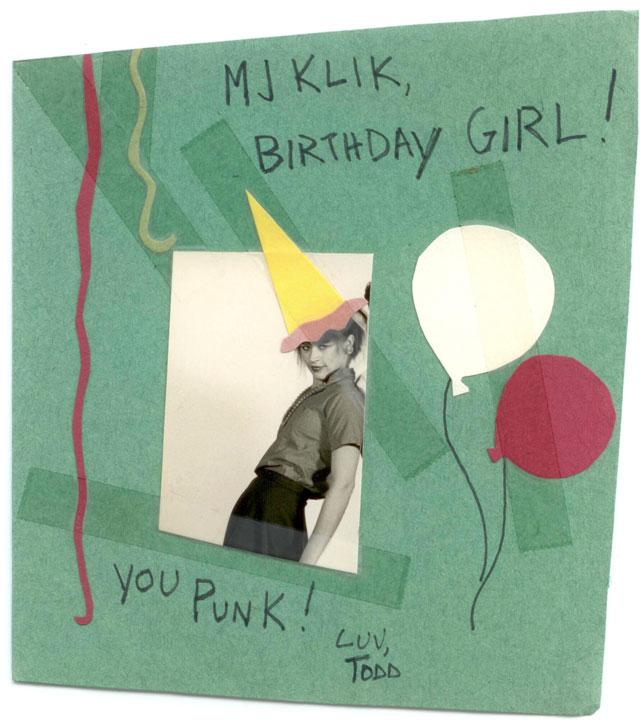 Pat Benatar Birthday Wish Nonsense