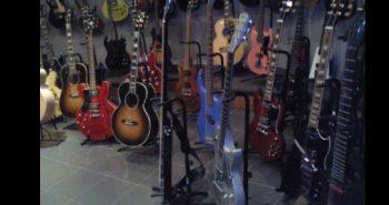 Gibson Guitar Room NYC