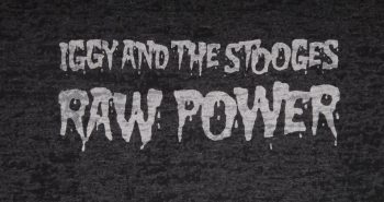 Iggy Pop and the Stooges - Raw Power Rock T Shirt