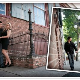New York City Engagement Photo Sessions