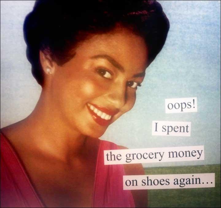 Desperately Shopping for Something