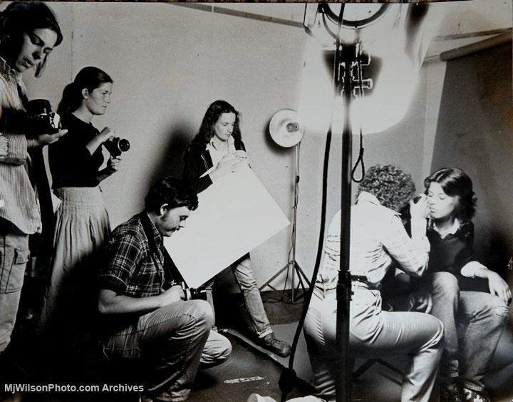 Boston University Photojournalism Class