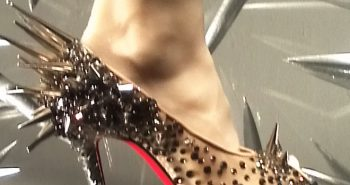 Christian Louboutin Studded Shoe
