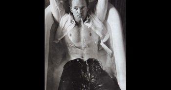 Neil Patrick Harris in bathtub