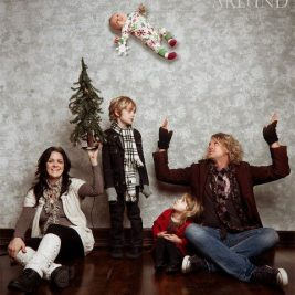 Chuck Arlund and Family - Xmas 2011