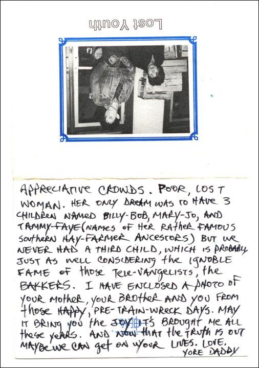 Yo' Momma Letter Page 2