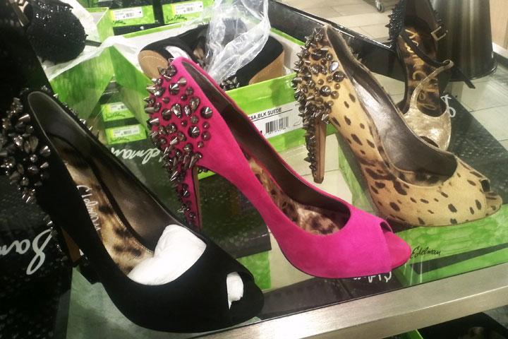 Sam Edelman Studded High Heels