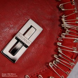 Balmain Ultimate Pin Handbag - Image © Mj Wilson Photography