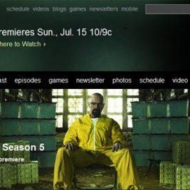 The New Season of Breaking Bad