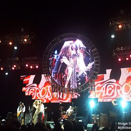 Aerosmith Photo from Atlanta 2012 Concert by Mj Wilson Photography