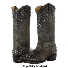 Frye Billy Studded Tall Boots