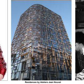 Photos of Balmain Leather Jacket, Glass Building, and Randy Gun