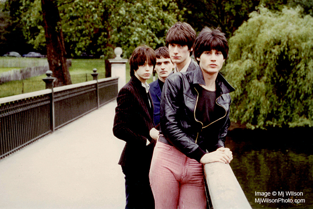 Thirteen - Regents Park - July 1979