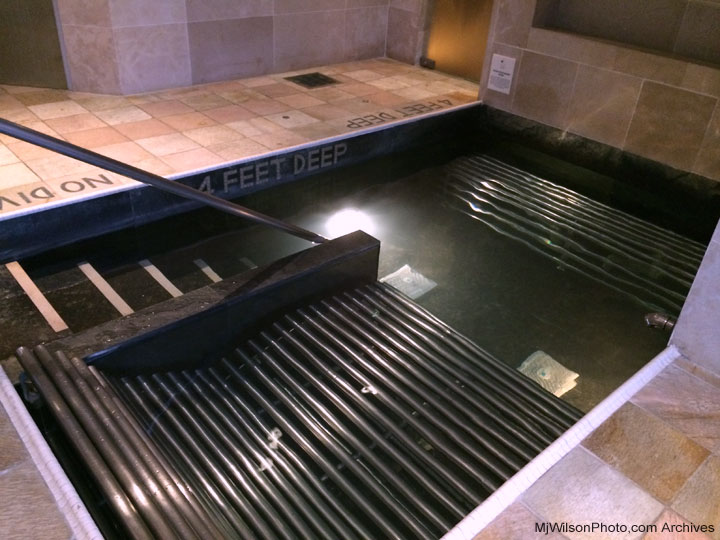 The Vitality Pool - Spa at Mandarin Oriental NYC