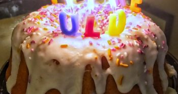 You're Old Birthday Cake