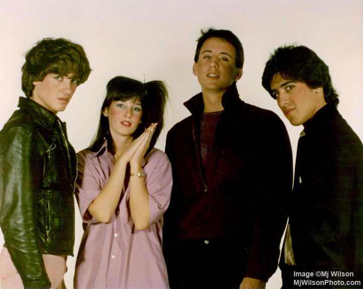 Fits of Nausea - Tony Griffin, Todd Ballmer, Clay & Sharon