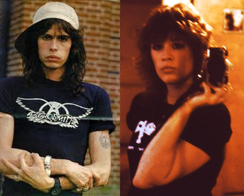 Steven Tyler & Mj Wilson - My Brother from another Mother?!