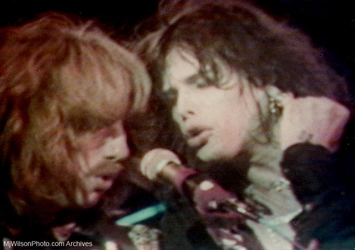 Brad Whitford & Steven Tyler - Aerosmith