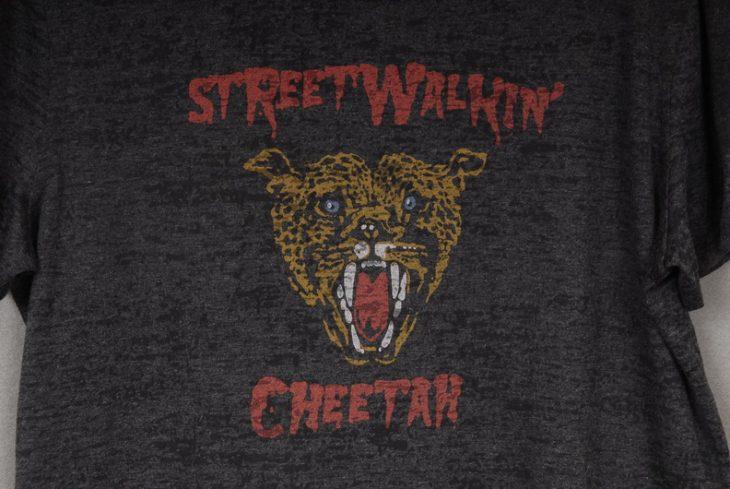 Street Walkin' Cheetah Rock T-Shirt - Iggy and the Stooges