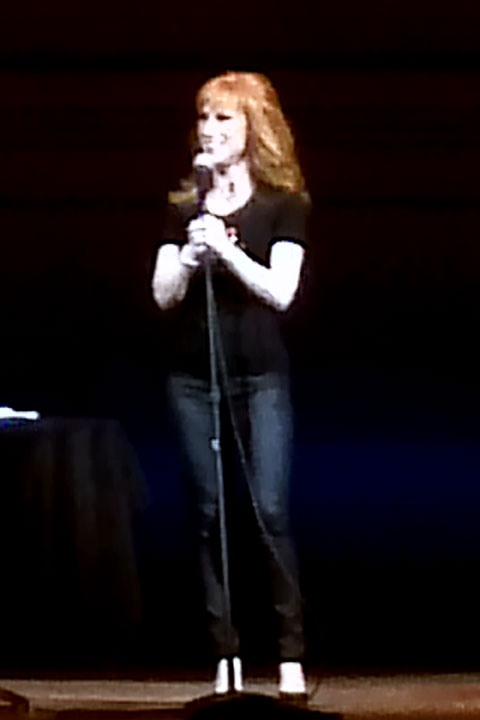 Kathy Griffin - New York Comedy Festival - Carnegie Hall
