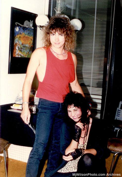 Steve Silva & Krystyna Burzminski - Los Angeles