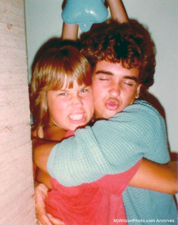 Julie Kapustka & Tony Griffin - Manhattan Beach, CA