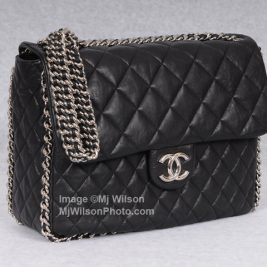 Chanel Chain Around Maxi Flap