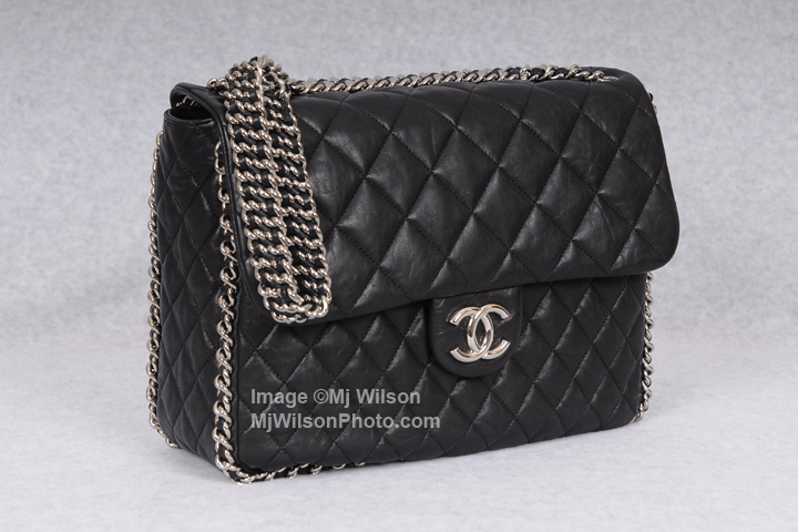Chanel Chain Around Maxi Flap