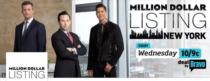 Million Dollar Listing - New York on Bravo