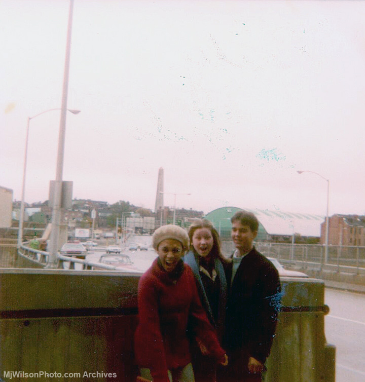Bunker Hill with Cheryl, Kathy and Grant