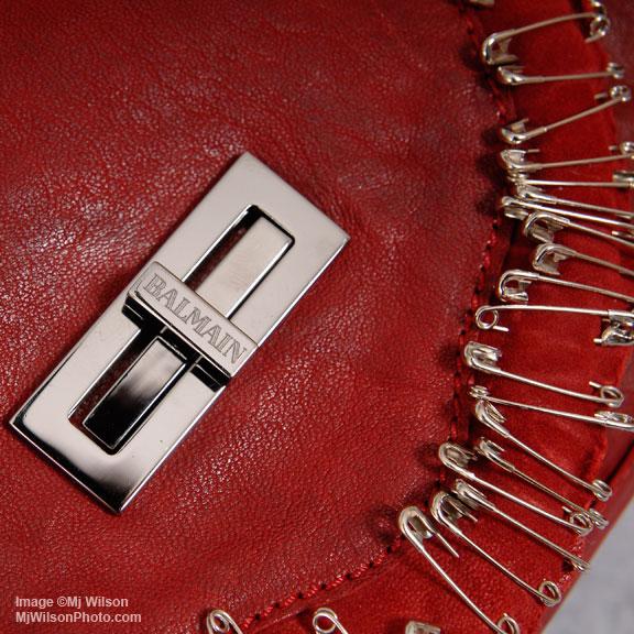 0dc5fb09e7d3 Balmain Ultimate Pin Handbag - Image © Mj Wilson Photography