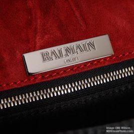 Balmain Ultimate Pin Handbag - Image © Mj Wilson Photography