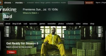 The New Season of Breaking Bad