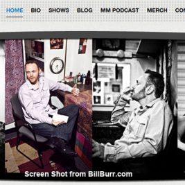 Comedian Bill Burr - Monday Morning Podcast