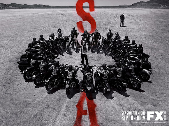 The Sons of Anarchy - Season Five