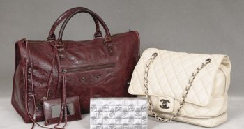 Shopping for Handbags in New York City with Mj Wilson