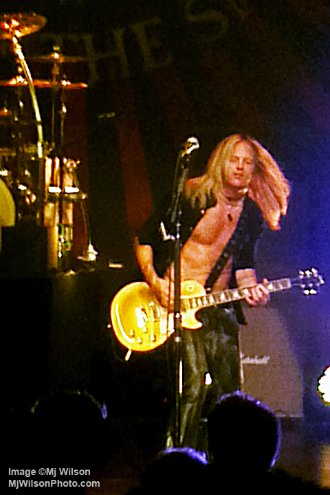 Doug Aldrich of Whitesnake - Image by Mj Wilson Photography