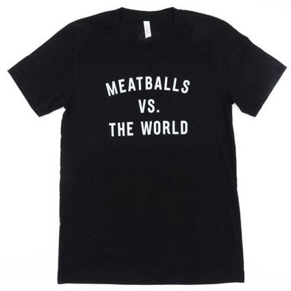 The Meatball Shop T-Shirt