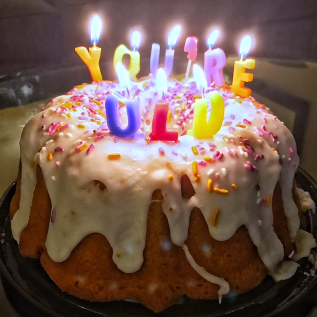 Youre Old Birthday Cake