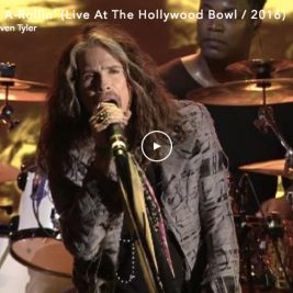 Steven Tyler and Jeff Beck - Live at the Hollywood Bowl