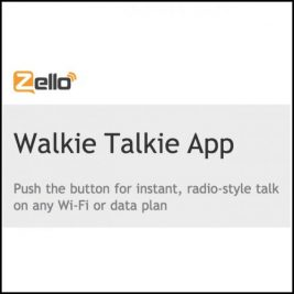 Zello Walkie Talkie App
